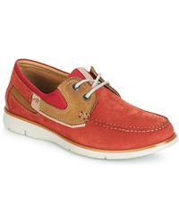 Fluchos - GIANT hommes Chaussures en rouge - Lyst