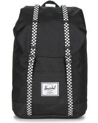 0c72187d379 Lyst - Sac à dos bicolore Herschel Supply Co. pour homme en coloris Noir