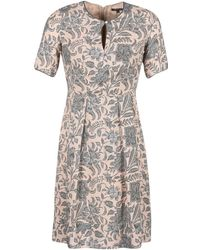 Marc O'polo - Gerdazil Women's Dress In Grey - Lyst