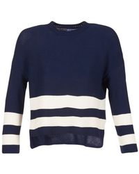 Loreak Mendian - Marina Women's Sweater In Blue - Lyst