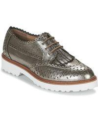 Mam'Zelle - Roseau Women's Casual Shoes In Silver - Lyst