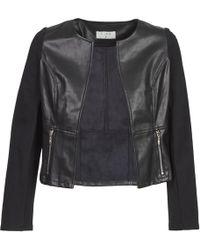 Betty London - Delia Women's Jacket In Black - Lyst