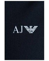 Armani Jeans - 2pack T-shirt 8n6d016jpfz Men's T Shirt In Black - Lyst