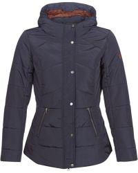 Aigle - Bellojacket Women's Jacket In Blue - Lyst