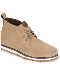 Volcom - Del Coasta Sued Shoe Men's Mid Boots In Multicolour - Lyst