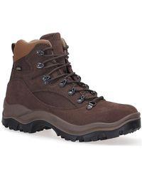 Zamberlan - Fox Gt Men's Walking Boots In Brown - Lyst