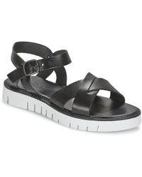 Dream in Green - Gontrega Women's Sandals In Black - Lyst