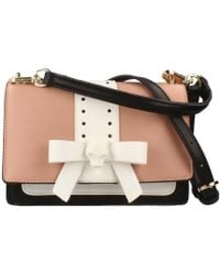 Roccobarocco - Robs11i02 Women's Bag In Beige - Lyst