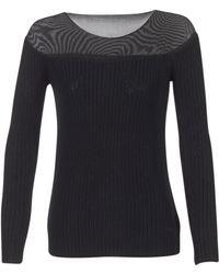 Armani Jeans - Lamoc Women's Jumper In Black - Lyst