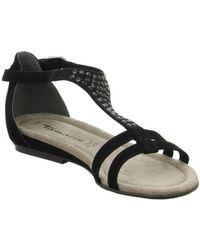 500065c66b38 Beautifeel  ryan  Sandal in Black