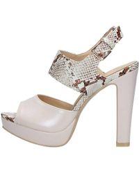 Brigitte Bardot   Bc404 Sandals Women's Sandals In Beige   Lyst