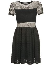 Brigitte Bardot - Albertine Women's Dress In Black - Lyst