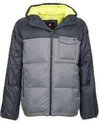Quiksilver - Baran Men's Jacket In Grey - Lyst