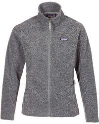 Patagonia - Classic Synchilla Jacket Women's Fleece Jacket In Grey - Lyst