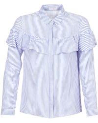 Moony Mood - Halis Women's Shirt In Blue - Lyst