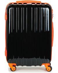 David Jones - - Women's Hard Suitcase In Orange - Lyst