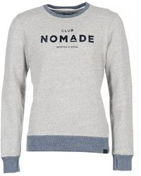 Scotch & Soda - Capatoi Men's Sweatshirt In Grey - Lyst