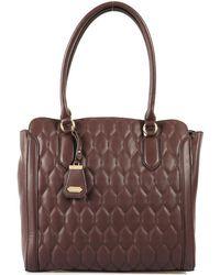 5654860c1733 Acqua Di Perla - Apab26931 Bag Average Accessories Bordeaux Women s Bag In  Red - Lyst