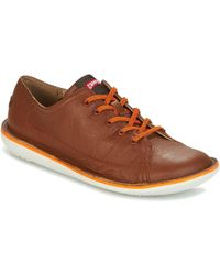 Camper - Beetle Men's Casual Shoes In Brown - Lyst
