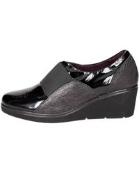 Pitillos - 1226 Slip-on Shoes Women Black Women's Slip-ons (shoes) In Black - Lyst