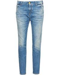 Meltin'pot - Monie Women's Trousers In Blue - Lyst