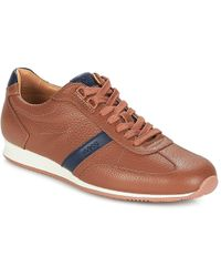 BOSS - Orland Lowp Tb Men's Shoes (trainers) In Brown - Lyst