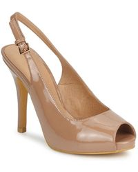 Moda In Pelle - Intense Women's Sandals In Beige - Lyst