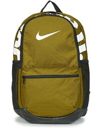 2e767dd8bd Prev watch 0818c 9da8c  Nike - Brasilia (medium) Training Backpack Womens  Backpack In Brown - Lyst quality design ...