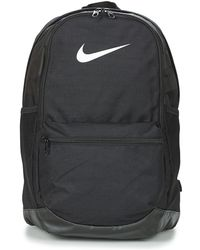 85ec27392ae8 Nike Brasilia Women s Backpack In Black in Black - Lyst