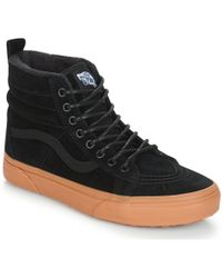 b262e21c2b Vans Atwood High Mte Men s Shoes (high-top Trainers) In Black in ...