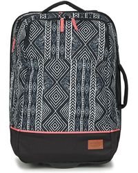 Rip Curl - Black Sand Cabin 35l Women's Soft Suitcase In Black - Lyst