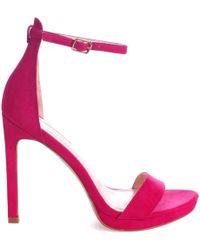 Linzi Gabriella Women's Court Shoes In Pink