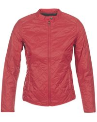 Benetton - Janvoli Women's Jacket In Red - Lyst