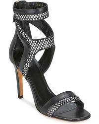 BOSS Black | Pamira Women's Sandals In Black | Lyst