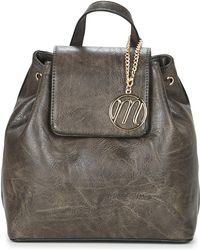 Moony Mood - Inourou Women's Backpack In Grey - Lyst
