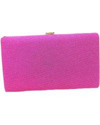 Claudia Canova - 89960 Women's Clutch Bag In Pink - Lyst