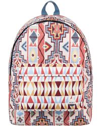 Roxy | Mochila Be Young 24l - Mochila Mediana Women's Backpack In Multicolour | Lyst