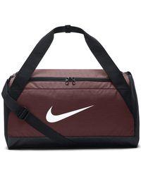 Nike - Brasilia Small Training Duffel Bag Men's Bag In Multicolour - Lyst