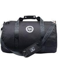 Hype - Men's Just Holdall Bag, Black Men's Travel Bag In Black - Lyst
