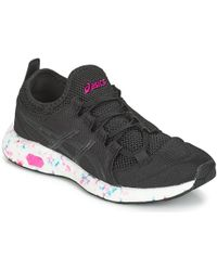 4da300b9e136 Asics - Hyper Gel-sai W Women s Shoes (trainers) In Black - Lyst