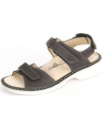 Finn Comfort - Aloras Street Patagonia Women's Sandals In Brown - Lyst