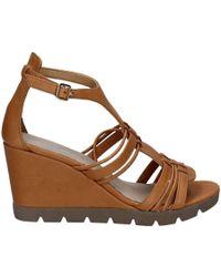 The Flexx - B606/19 Sandals Women Brown Women's Sandals In Brown - Lyst