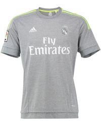 29f0b90fc6f Adidas 2015-16 Real Madrid Away Shirt (benzema 9) Women s T Shirt In ...