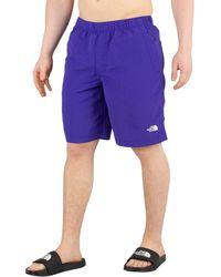 The North Face - Homme Short de bain de classe V Rapids, Violet hommes Maillots de bain en violet - Lyst