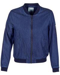 Esprit - Gaviola Women's Jacket In Blue - Lyst