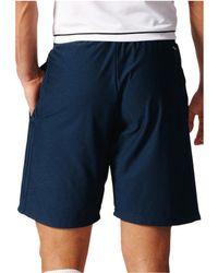 adidas - Tiro 17 Training Short hommes Pantalon en bleu - Lyst