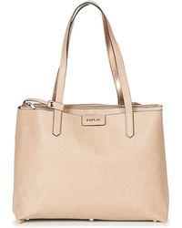 0ec0f12dc2d4 Replay - Gatanou Women s Shopper Bag In Pink - Lyst