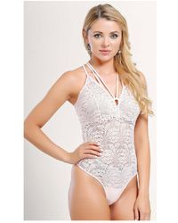 Infinie Passion - Pink Body 00w032957 Women's In Pink - Lyst