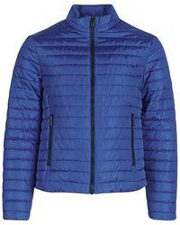 Geox - Tirpirune Men's Jacket In Blue - Lyst