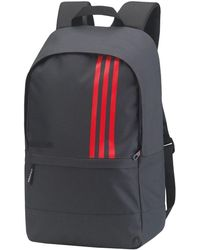 adidas - 3 Stripes Small Backpack Women's Backpack In Multicolour - Lyst